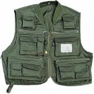 Rybářská vesta JAXON FRC