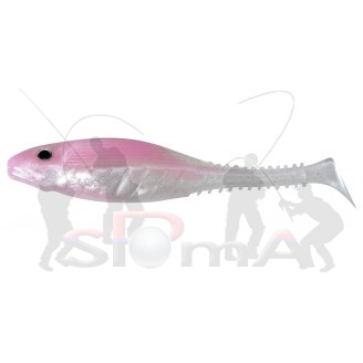 Gunky Grubby Shad SL 13cm Pink Ice